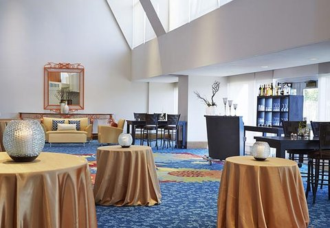 Renaissance Concourse Atlanta Airport Hotel - Lobby South Pre-Function Area
