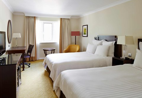 Forest of Arden - A Marriott  and Country Club - Deluxe Room - Double Double Bedroom