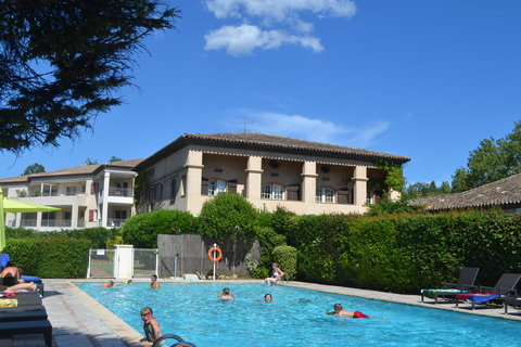 Hotel et Residence le Rivage - Swimming pool