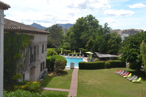 Hotel et Residence le Rivage - Garden
