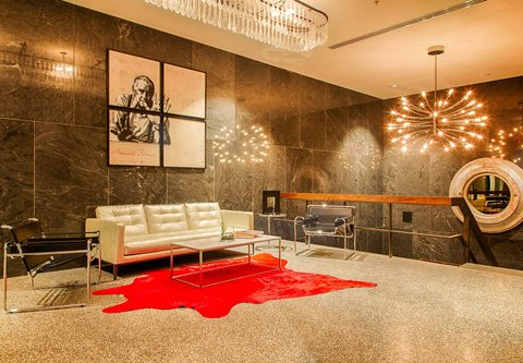 Metropolitan at The 9, Autograph Collection - Lounge Area