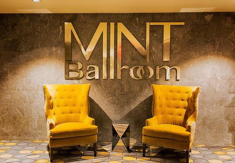 Metropolitan at The 9, Autograph Collection - The Mint Ballroom   Sitting Area