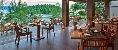 أنانتارا بوكيت ريزورت آند سبا ليان - Dee Plee Restaurant