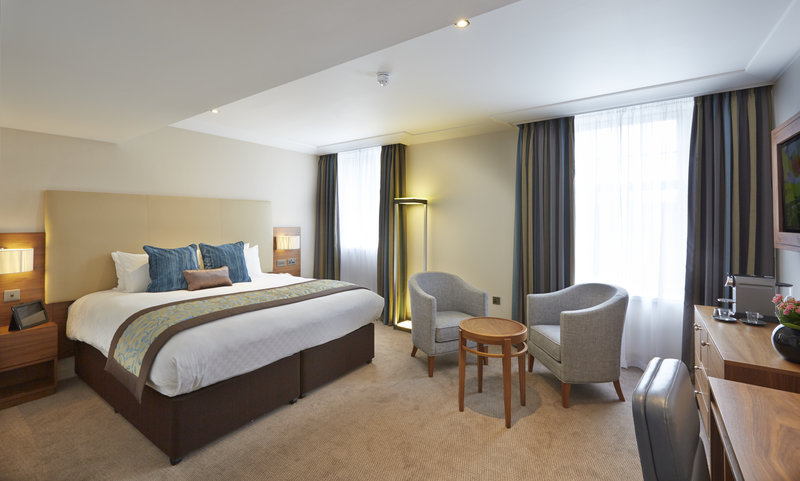 Charing Cross a Guoman Hotel Vista de la habitación