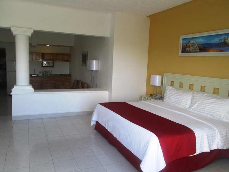 Holiday Inn Cancun Arenas View of room