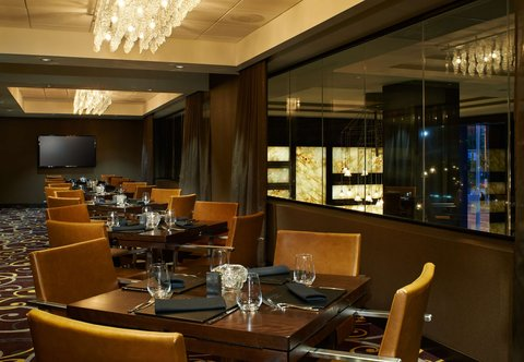 Metropolitan at The 9, Autograph Collection - Private Dining Room
