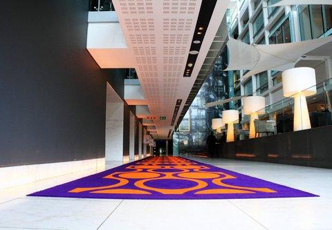 African Pride 15 on Orange Hotel - Atrium