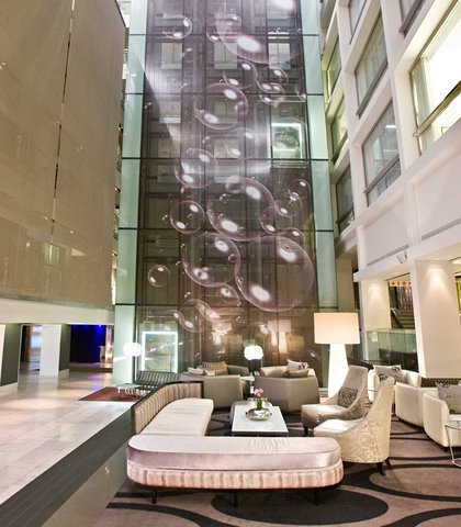 African Pride 15 on Orange Hotel - Atrium Lifts