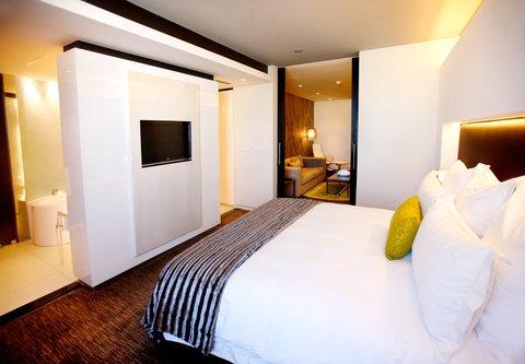 African Pride 15 on Orange Hotel - Two-Bedroom Suite  - Sleeping Area