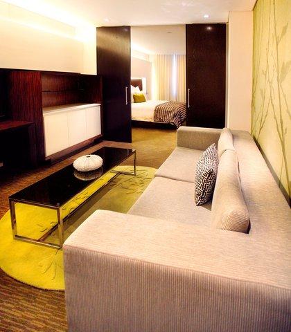African Pride 15 on Orange Hotel - Two-Bedroom Suite   Living Area