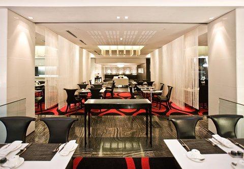 African Pride 15 on Orange Hotel - Savour Restaurant Dining Area