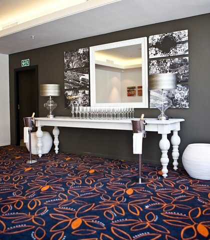 African Pride 15 on Orange Hotel - Conference Centre- Refreshment Area