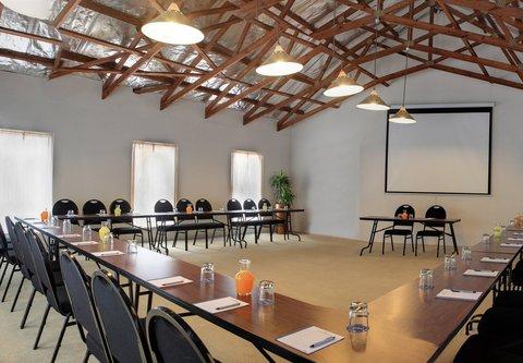 PH Outeniqua - Conference Room   U-Shape Setup
