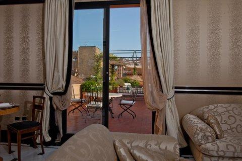 Grandhtl Majestic Gia Baglioni - Suite Terrace