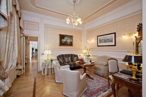 Grandhtl Majestic Gia Baglioni - Suite