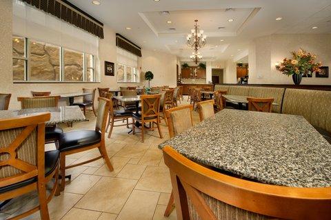 Drury Inn Suites Charlotte N Lake - Dining Area
