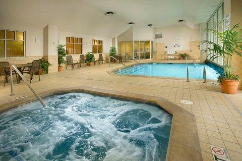 Drury Inn Suites Charlotte N Lake - Indoor Outdoor Pool   Whirlpool