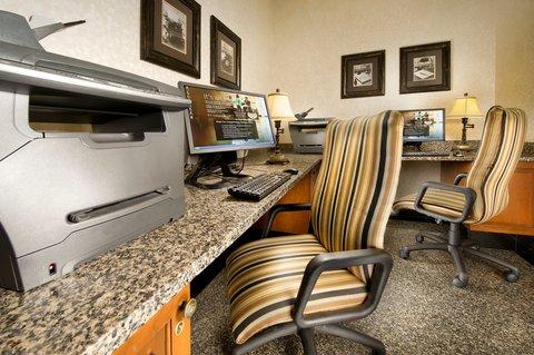 Drury Inn Suites Charlotte N Lake - 24-Hour Business Center