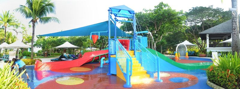 Shangri La's Mactan Resort & Spa Ontspanningscentrum