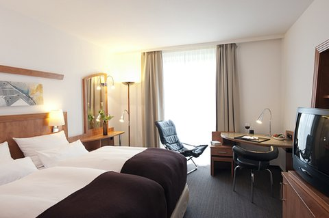 NH Hamburg Horn - Double Room