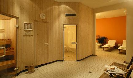 NH Hamburg Horn - Sauna