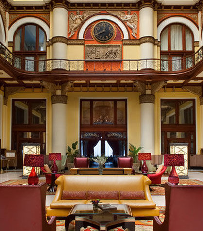 Union Station Hotel, Autograph Collection - Lobby