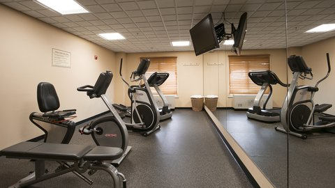 BEST WESTERN PLUS Chena River Lodge - Fitness Center