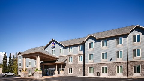 BEST WESTERN PLUS Chena River Lodge - Conveniently Located