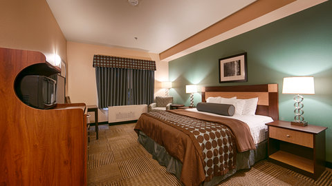 BEST WESTERN PLUS Chena River Lodge - Queen Bed Guest Room