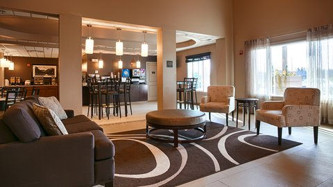 BEST WESTERN PLUS Chena River Lodge - Make Yourself At Home