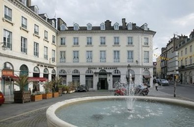 Hotel The Originals de Gramont