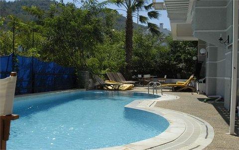 Pardis Hotel - Boutique Class - Pool