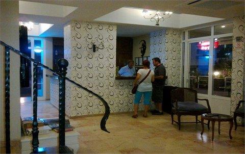 Pardis Hotel - Boutique Class - Reception