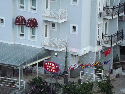 Pardis Hotel - Boutique Class - Exterior