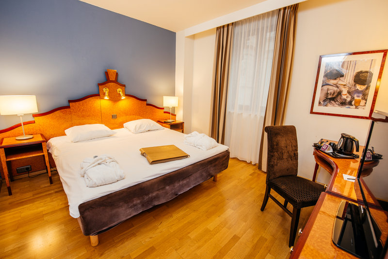 Scandic Grand Place Brussels 客房视图