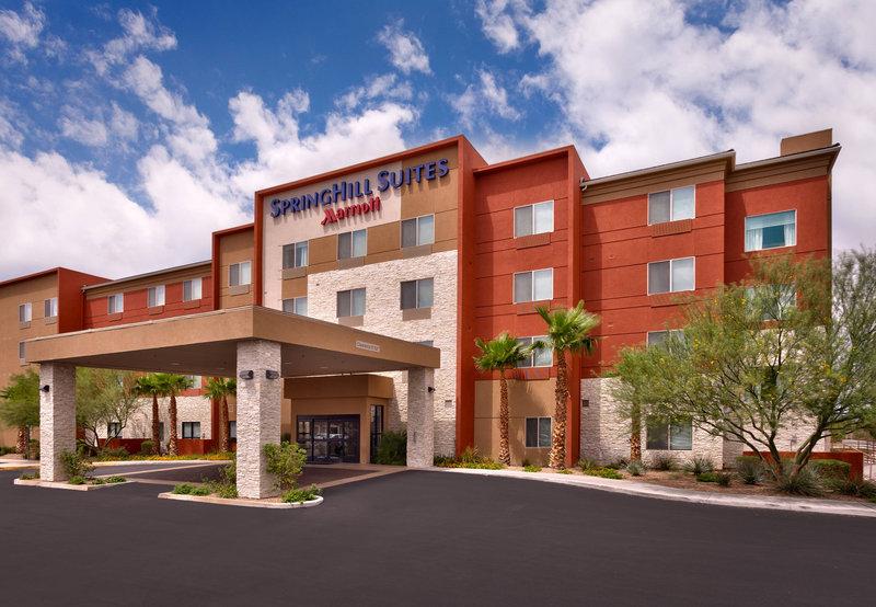 SpringHill Suites Las Vegas Henderson 外景