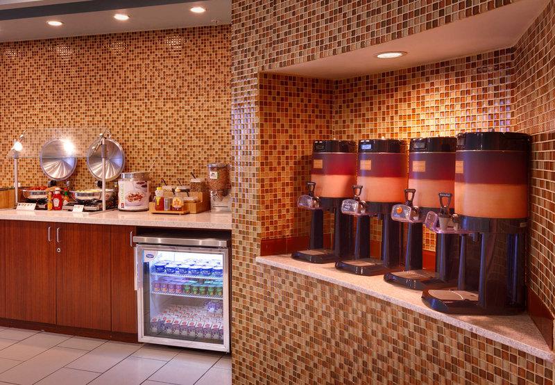 SpringHill Suites Las Vegas Henderson 餐饮设施