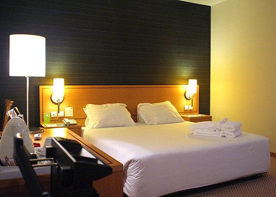 Quality Inn Portus Cale Vista de la habitación