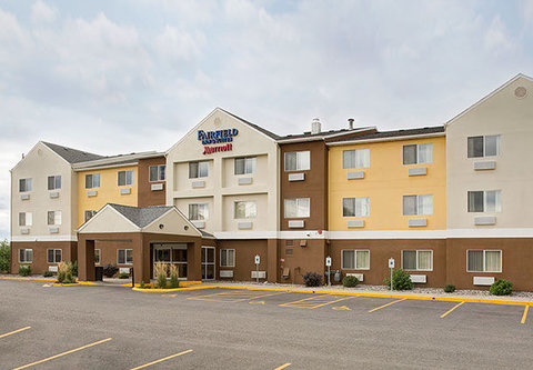 Fairfield Inn & Suites Billings - Exterior