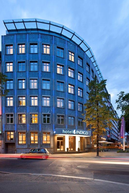 Hotel Indigo Berlin - Ku´damm Pohled zvenku