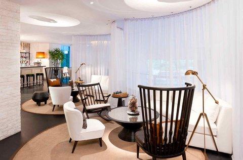 Pullman Bangkok Hotel G - Interior