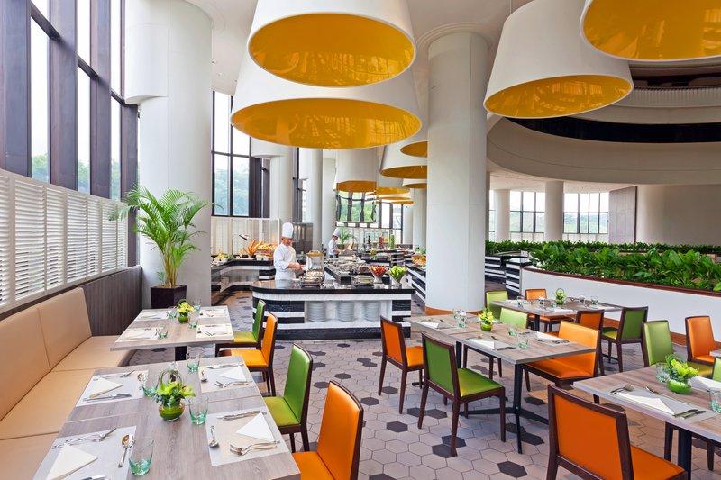 Holiday Inn Atrium Singapore 餐饮设施