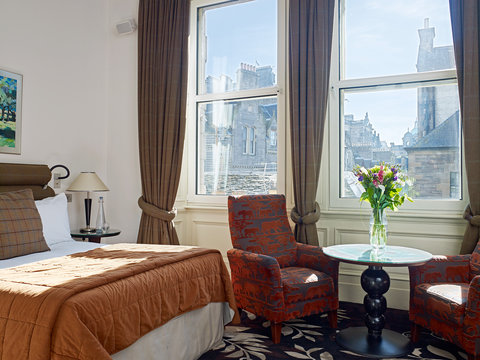 The Scotsman Hotel Preferred Hotels and Resorts - Deluxe Room