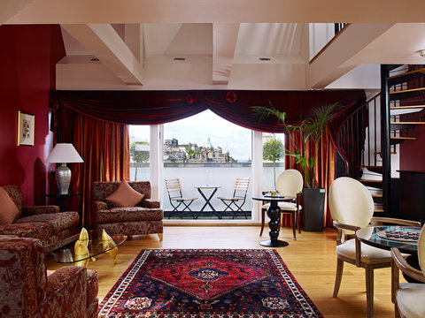 The Scotsman Hotel Preferred Hotels and Resorts - Penthouse