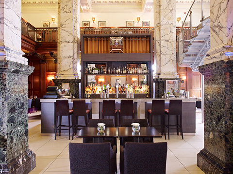 The Scotsman Hotel Preferred Hotels and Resorts - Bar
