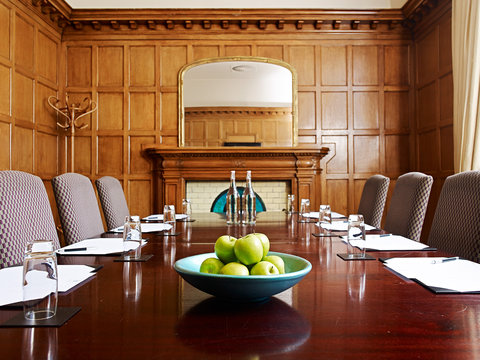 The Scotsman Hotel Preferred Hotels and Resorts - Boardroom