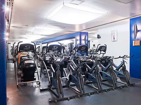 The Scotsman Hotel Preferred Hotels and Resorts - Gym