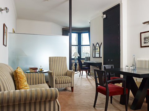The Scotsman Hotel Preferred Hotels and Resorts - Junior Suite