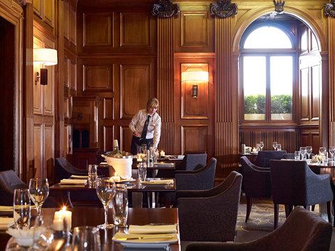 The Scotsman Hotel Preferred Hotels and Resorts - North Bridge Brasserie