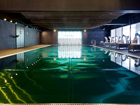 The Scotsman Hotel Preferred Hotels and Resorts - Pool